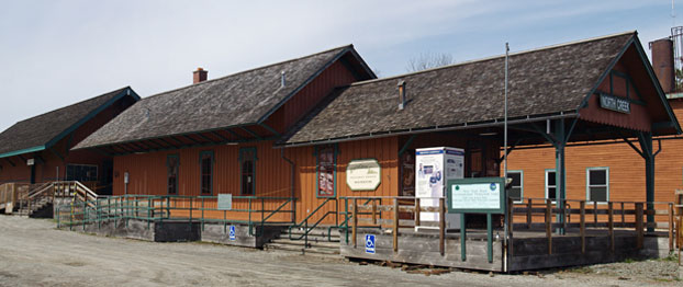 North Creek Depot